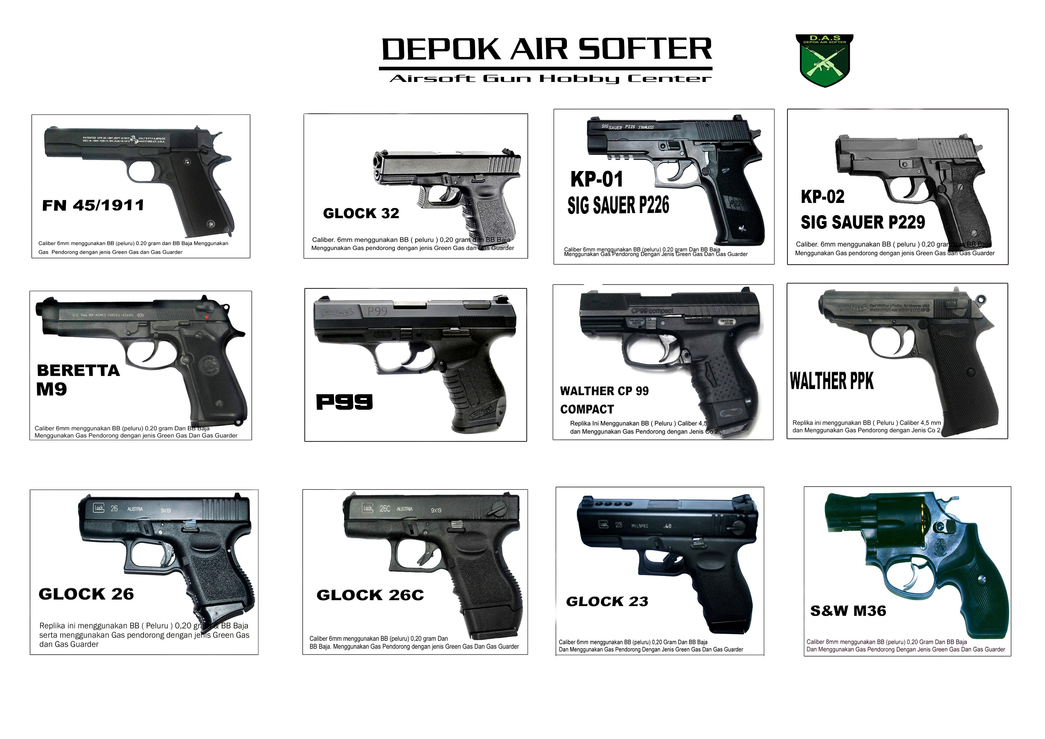 handgun jg | PUSAT AIRSOFT GUN